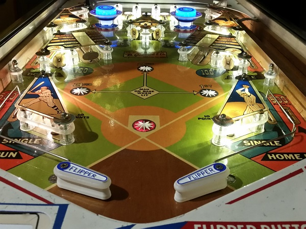 Gottlieb Baseball Pinball