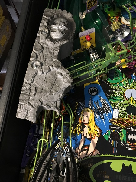 Batman Forever Pinball Repair
