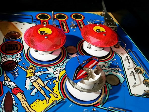 Baywatch Pinball Repair
