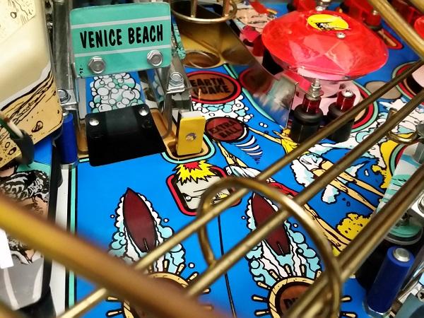 Baywatch Pinball