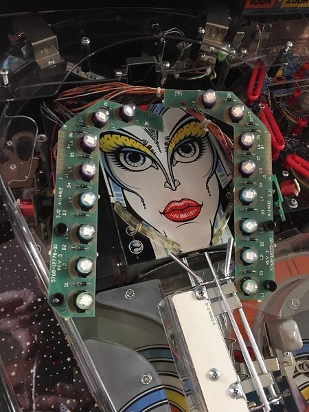 Bride of Pinbot Repair & Service