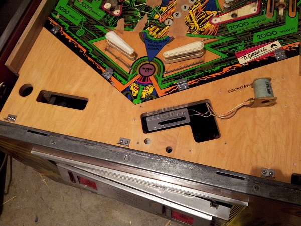 Counterforce Pinball
