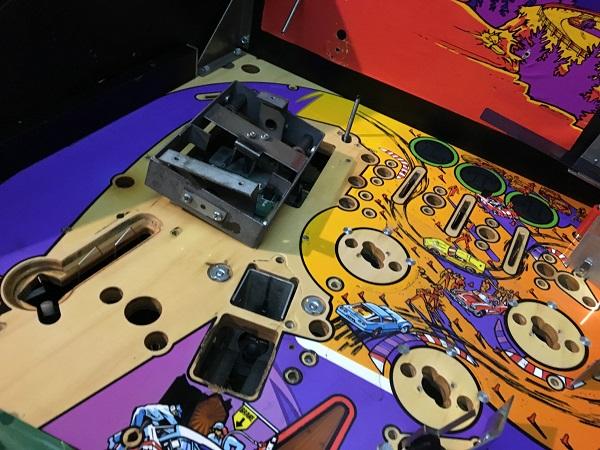 Corvette Pinball Repair