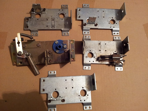 Pinball Parts