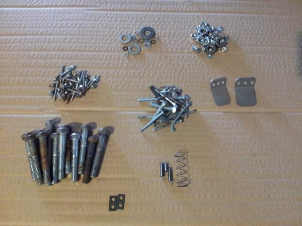 Pinball spare parts