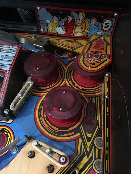 Dr Who Pinball Repair
