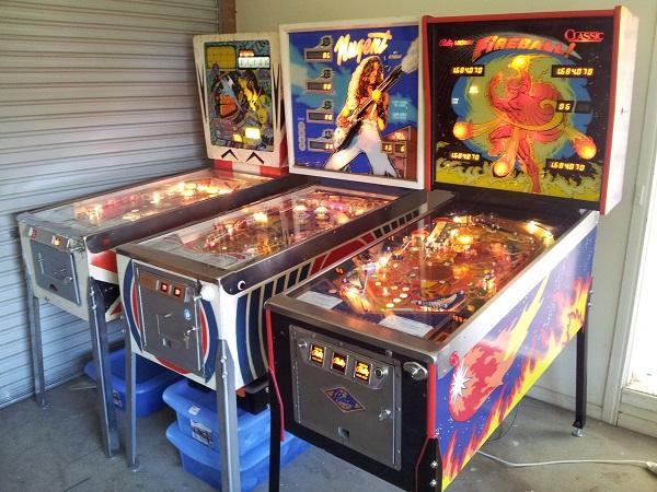 Fireball Classic Pinball