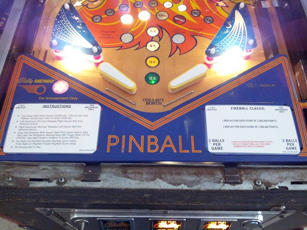 Fireball new instruction cards