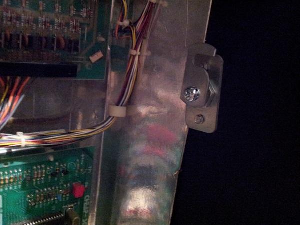 Fireball classic new headbox lock