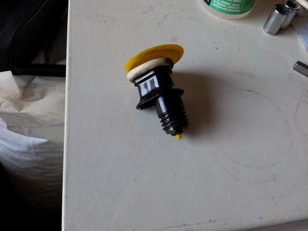 Fireball mushroom bumper
