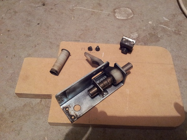 Fireball sling shot assembly