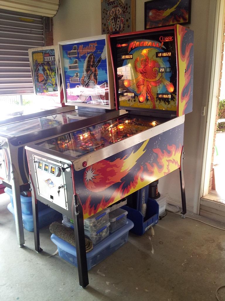 Fireball Classic