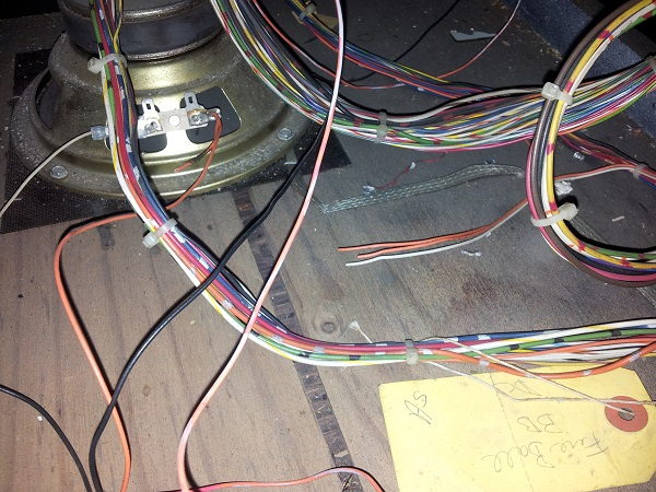 Fireball classic cut speaker wires
