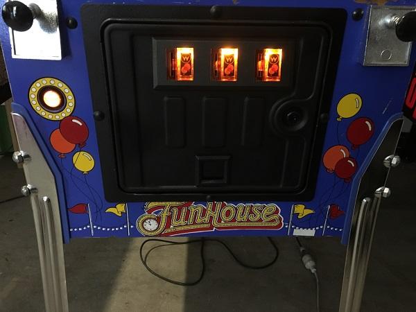 Funhouse Pinball Repair