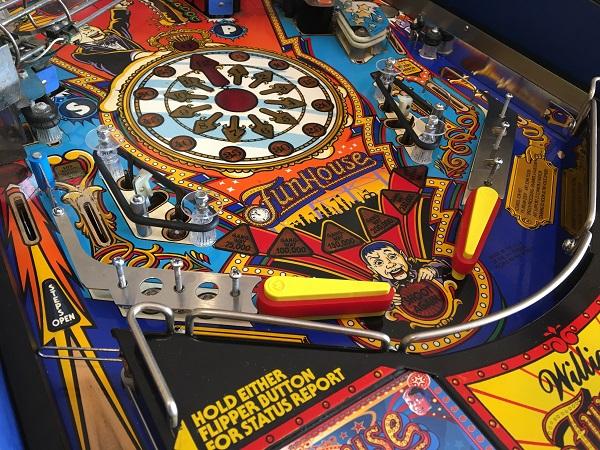Funhouse Pinball