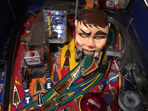 Funhouse Pinball Repair