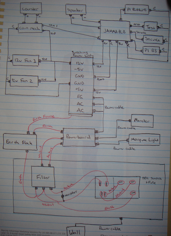 march 2011 enteryourinitials rh enteryourinitials com Simple Wiring Diagrams Basic Electrical Wiring Diagrams