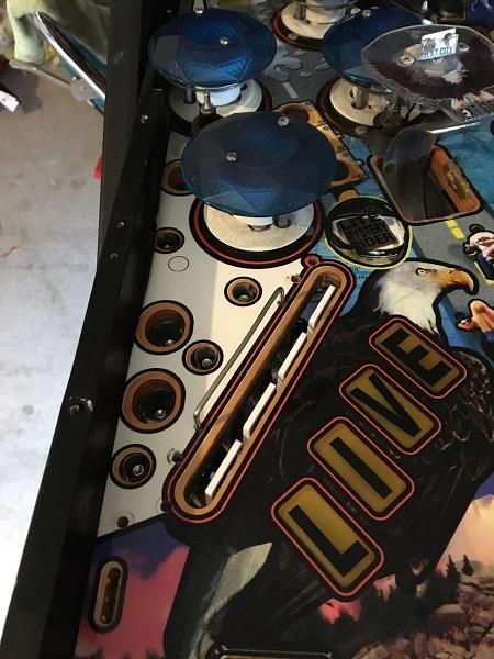 Harley Davidson Pinball Repair