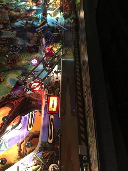 Jurassic Park Stern Repair