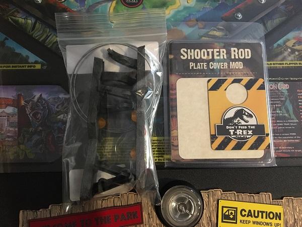 Jurassic Park Stern Repair & Service