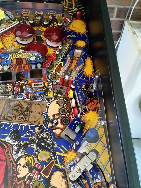 Last Action Hero Pinball