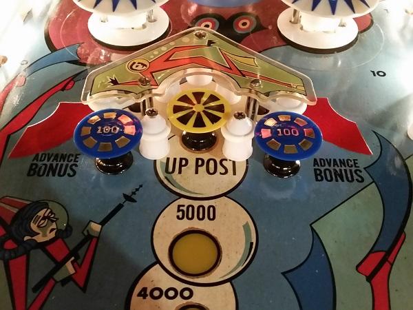Bally Mariner Pinball