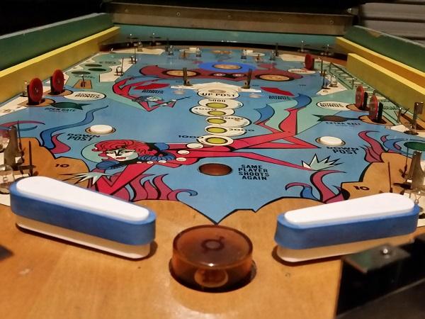 Mariner Pinball