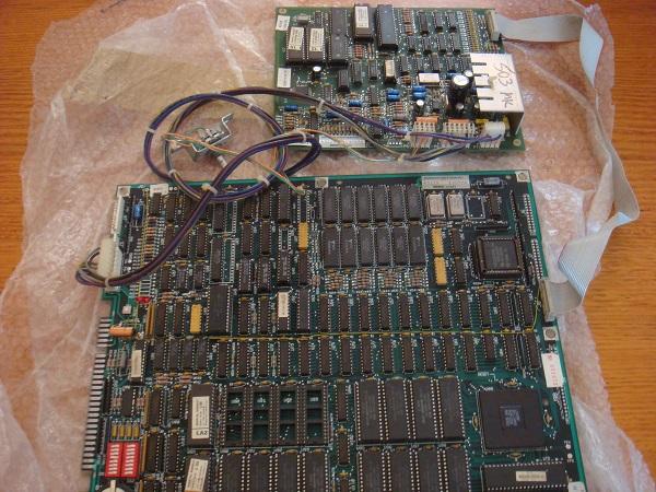 MK CPU board