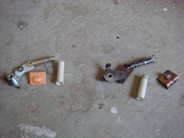 Flipper rebuild parts