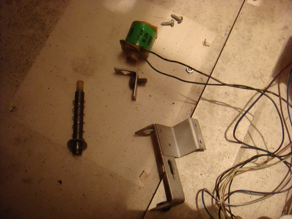 Nugent knocker parts