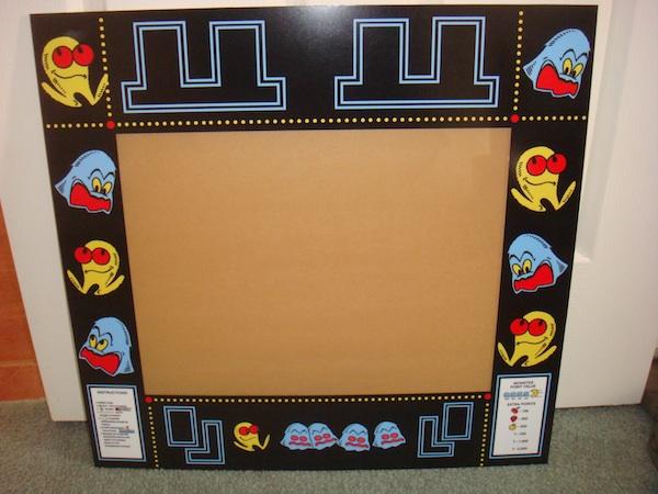 Continue Reading & Pac Man Arcade Cabinet | EnterYourInitials