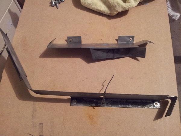 Pinbot ball trough parts