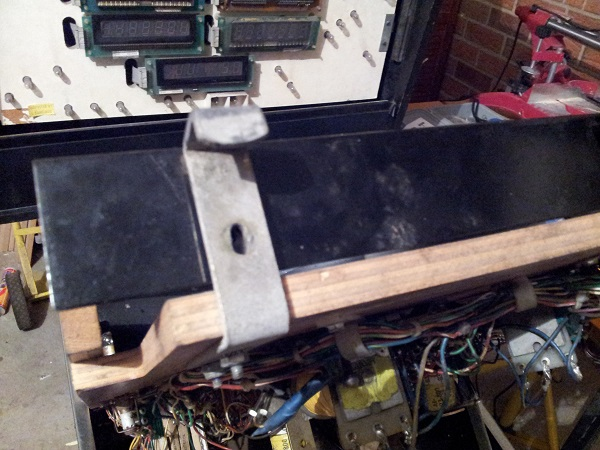 Pinbot apron