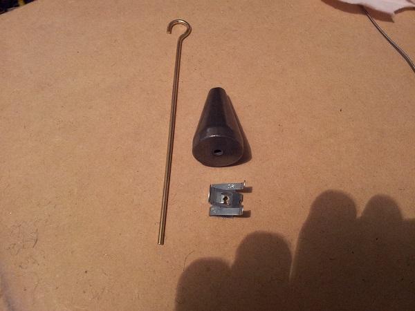 Pinbot tilt plumb