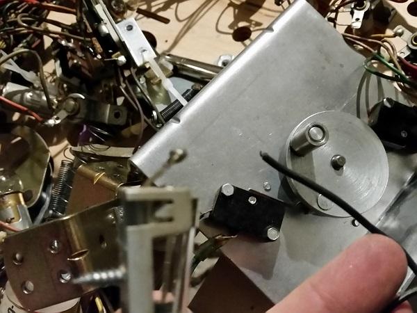 Pinbot Pinball Restoration