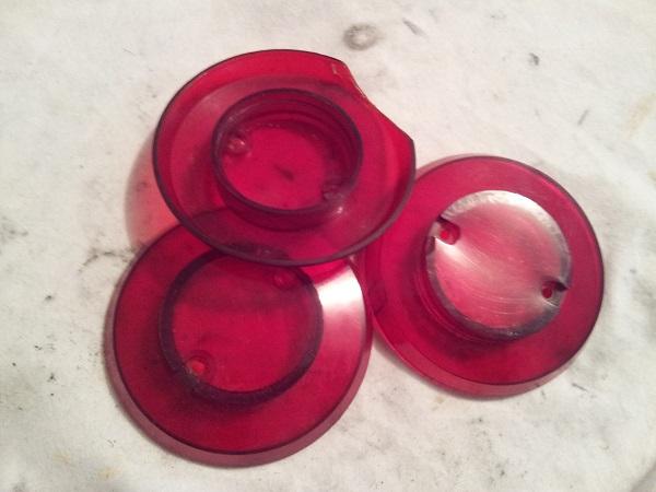Pinbot pop bumper broken caps