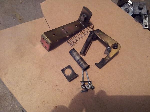 Pinbot sling shots parts