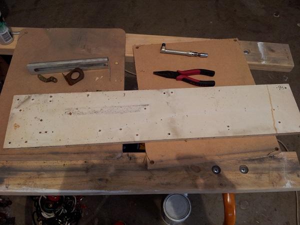 Pinbot panel start