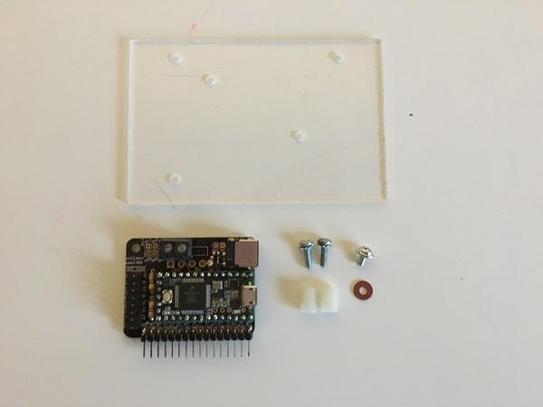 Pinbot 2.0 Homebrew