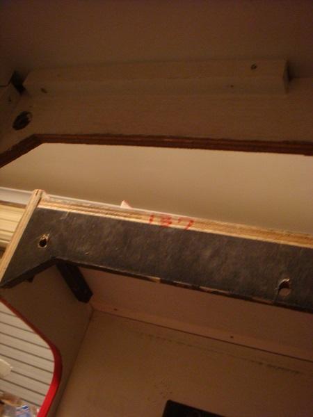 Ceiling paint start