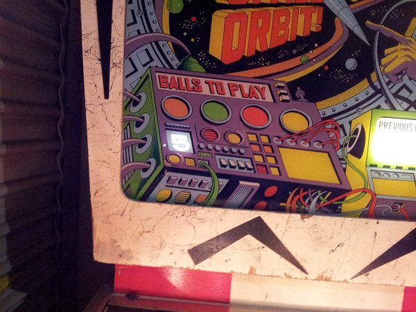 Space Orbit Pinball