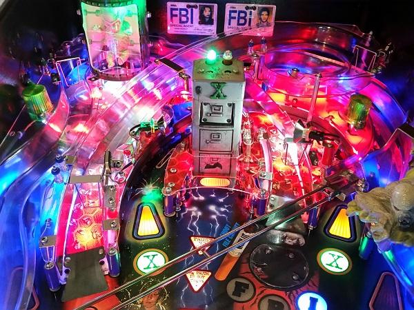 XFiles Pinball